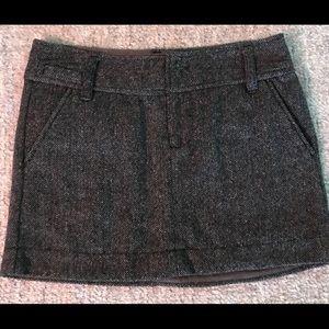 Wool American Eagle skirt